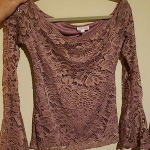 Agaci laced blouse